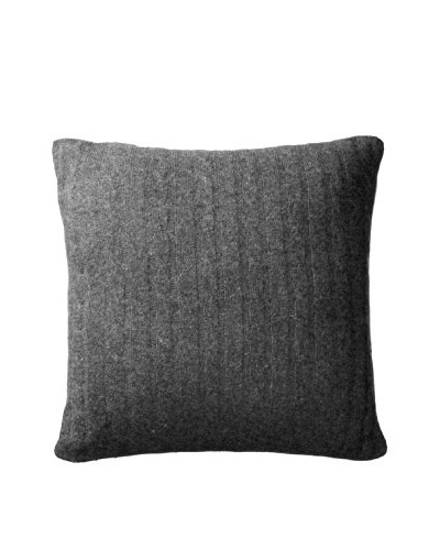 Amity Home Kyle Pillow, Charcoal