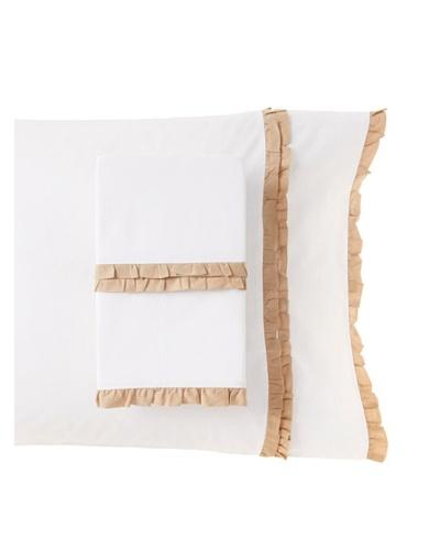 Amity Home Set of 2 Petite Ruffle Pillowcases