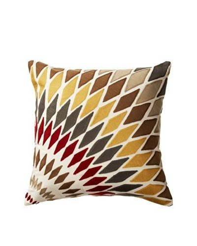 Amity Home Jia Pillow, Multi