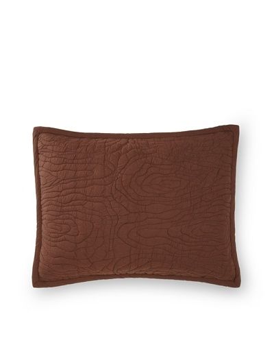 Amity Home Barka Pillow Sham [Brown]