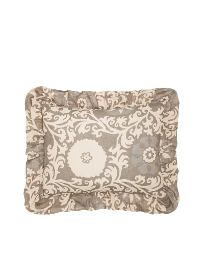 Amity Home Mariah Sham [Charcoal/Natural]