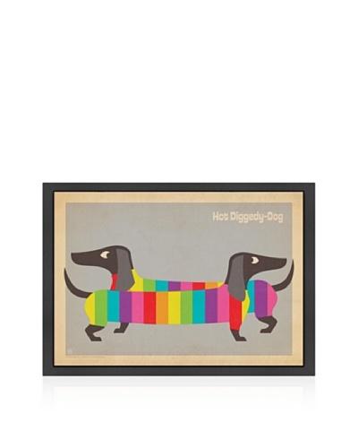 American Flat Mod Rainbow Dogs