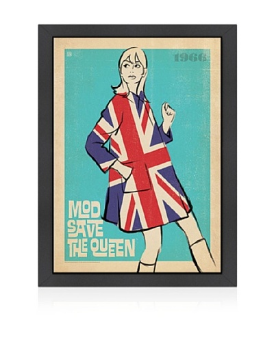 American Flat Mod Save The Queen