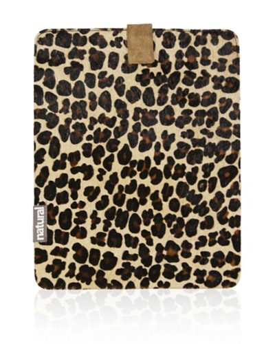 Natural Cowhide iPad Case