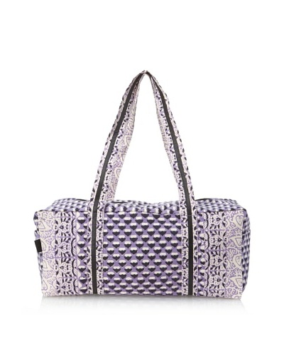 Anna Sui Garden Bud Duffle, Small
