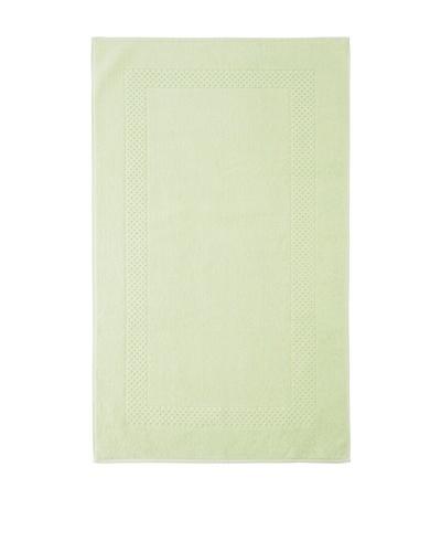Anne de Solène Gourmandise Rectangular Bath Mat, Pistache De Sicile, 24 x 40