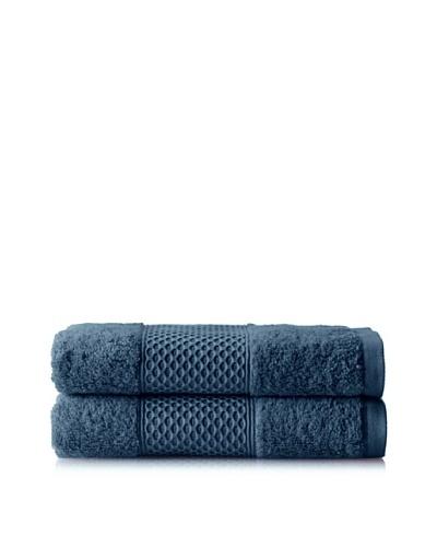 Anne de Solène Gourmandise Set of 2 Guest Towels, Liqueur De Bluets, 16 x 24