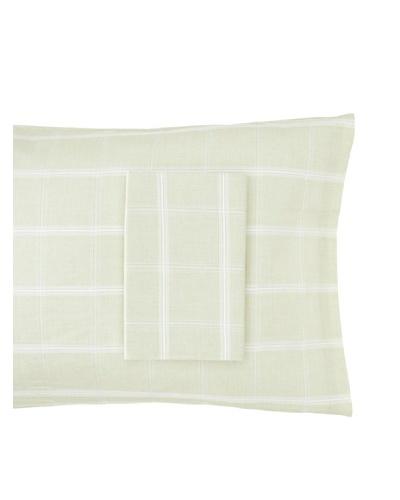 Anne de Solène Pair of Bombay/Sorbet Pillowcases