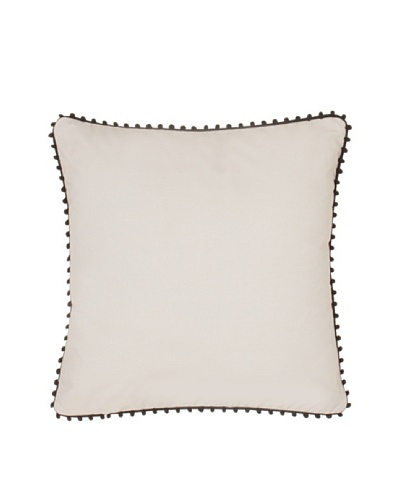 Anne de Solène Margot Decorative Pillow, Flamenco