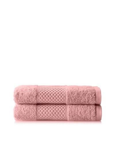 """Anne de Solène Gourmandise Set of 2 Guest Towels, Macaron, 16"""" x 24"""""""