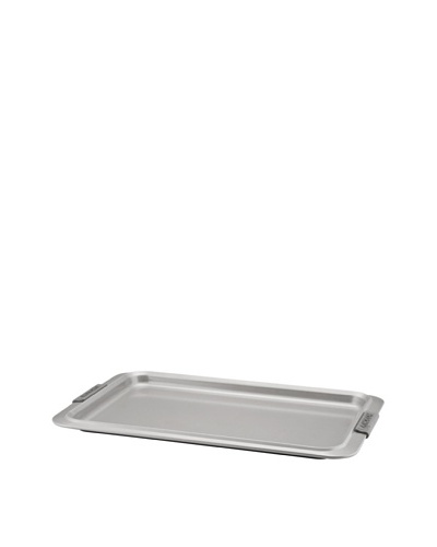 Anolon Advanced Bronze Non-Stick Cookie Sheet with Silicone Grips, 11 x 17