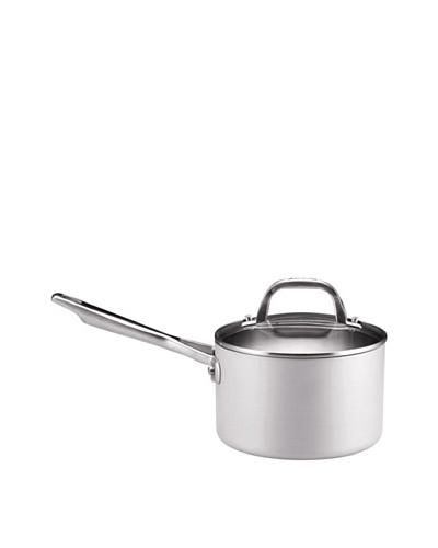 Anolon Chef Clad 3-Quart Covered Saucepan