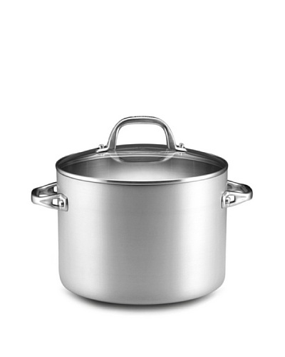 Anolon Chef Clad 8-Quart Covered Stockpot
