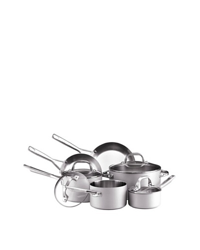 Anolon Chef Clad 10-Piece Cookware Set