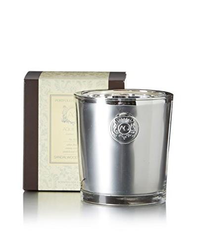 Aquiesse Portfolio 11-Oz. Glass Candle In Gift Box, Sandalwood Vanille