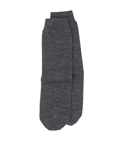 a&R Cashmere Tube Socks [Heather Grey]