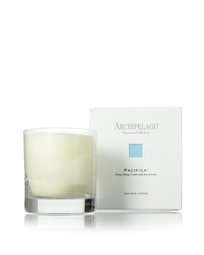 Archipelago Pacifica 8.2-Oz. Boxed Candle