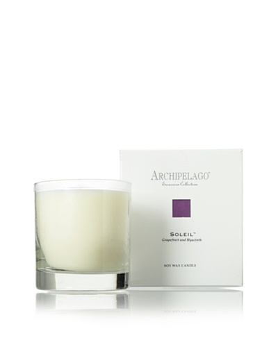 Archipelago Soleil 8.2-Oz. Boxed Candle