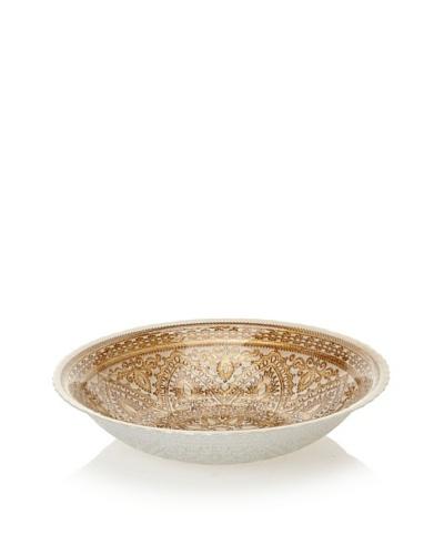 Arda Glassware Divine Shallow Bowl