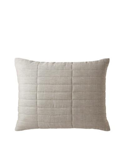 Area Brick Pillowcases, Brown, Standard