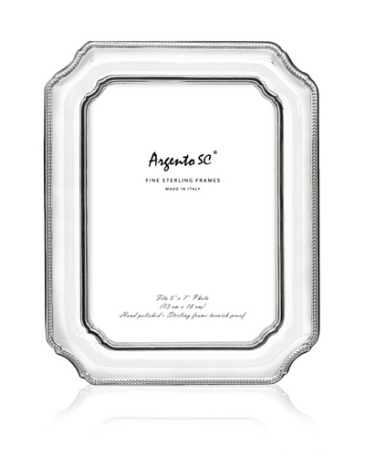 Argento SC Liberto Sterling Picture Frame