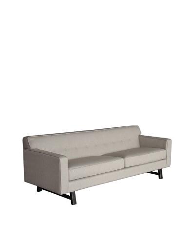 Armen Living Halston Sofa, Parchment