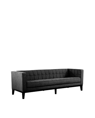 Armen Living Roxbury Sofa, Charcoal