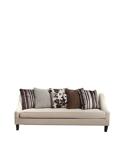 Armen Living Barclay Sofa, CreamAs You See