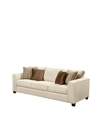 Armen Living Andy Butler Sofa, OnyxAs You See