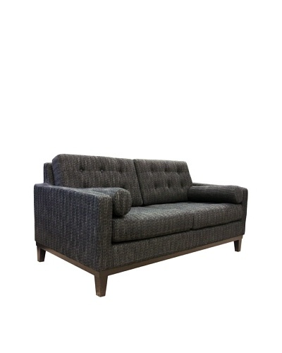 Armen Living Centennial Loveseat, Charcoal