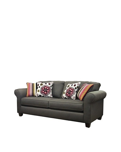 Armen Living Charmane Sofa, Gray