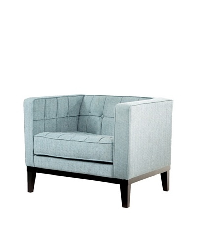 Armen Living Roxbury Chair, Spa BlueAs You See