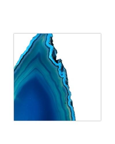 Art Addiction Acrylic Printed Blue Agate