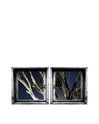 Art Addiction Set of 2 Tree Branches III