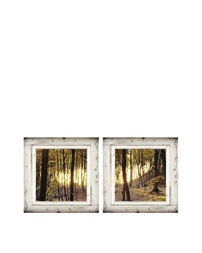 Art Addiction Set of 2 Enchanted Forest