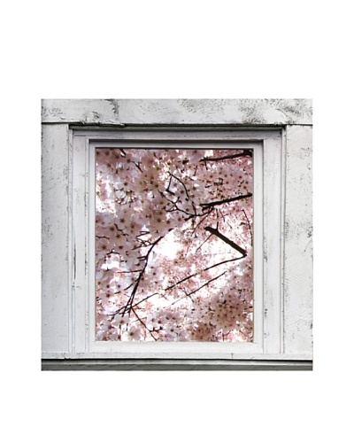 Art Addiction Spring Window III, Pink
