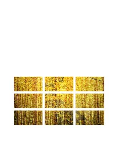 Art Addiction Trunk/Leaf, Polyptych
