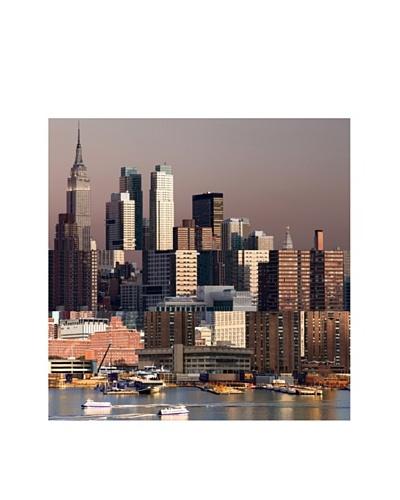 Art Addiction NYC Collage III, 30 x 30