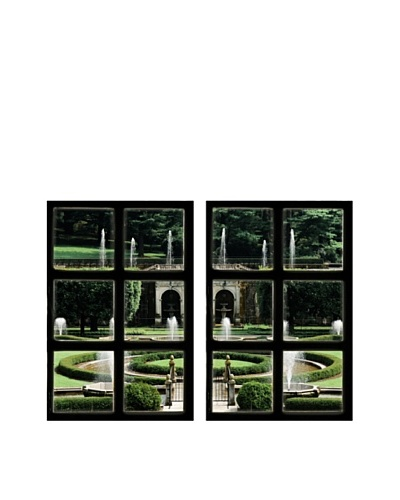 Art Addiction Set of 2 Fountains