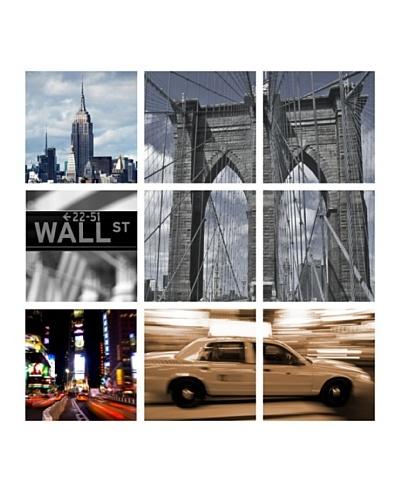 Art Addiction NYC V2, Polyptych