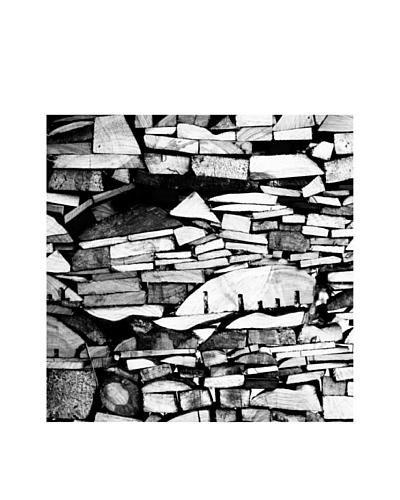 Art Addiction Stacked Wood