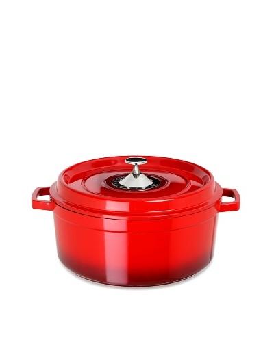 Art & Cuisine Cocotte Series Cast Aluminum Round Soup Pot