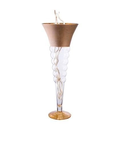 Golden Twin Gold Vase