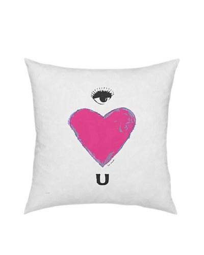 Artehouse I Love You Pillow