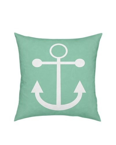 ArteHouse Green Anchor PillowAs You See