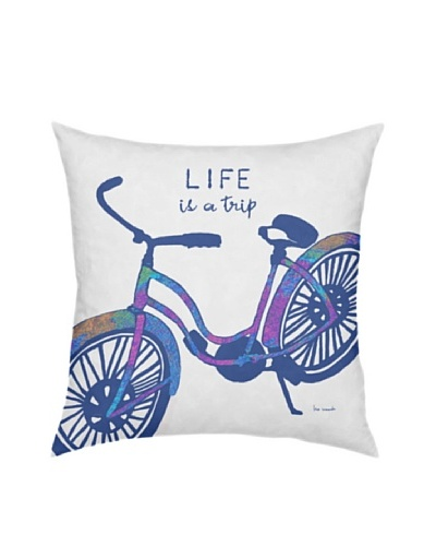 Artehouse Life Is A Trip PillowAs You See