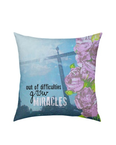 Artehouse Out Of Difficulties Pillow