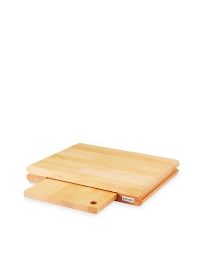 Artelegno Double Cutting Board, Natural