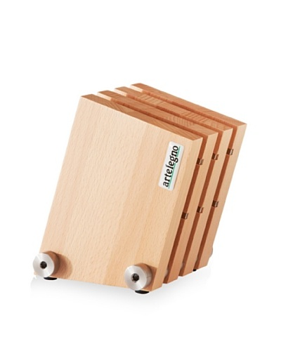 Artelegno Small 4 Elements Modular Knife Block