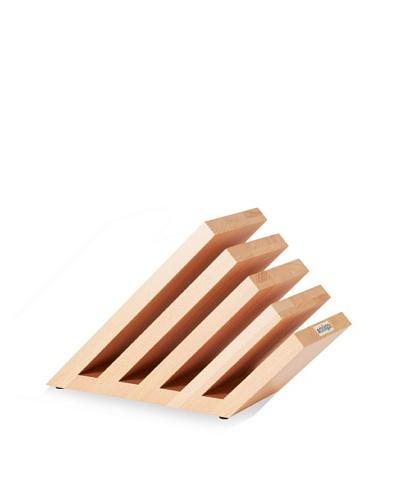 Artelegno 5 Elements Magnetic Knife Block [Natural]